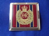 ROYAL CORPS OF ENGINEERS CAR GRILLE BADGE